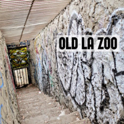 The Old LA Zoo Griffith Park