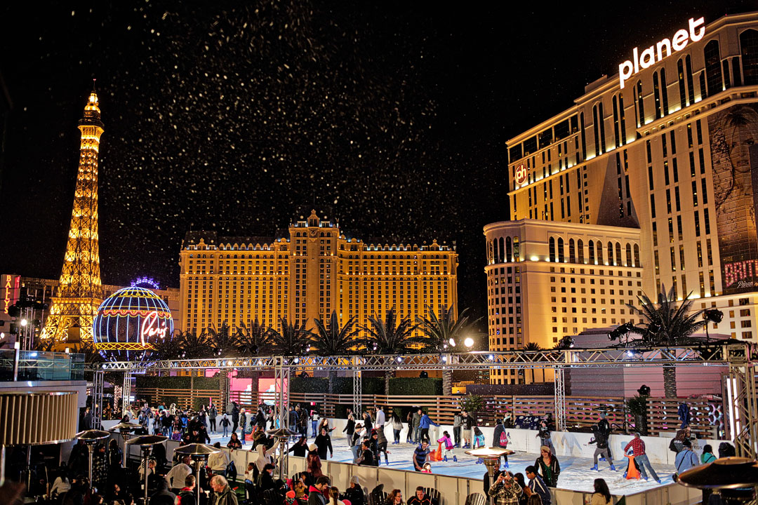 5 Ways to Have the Perfect Christmas in Las Vegas