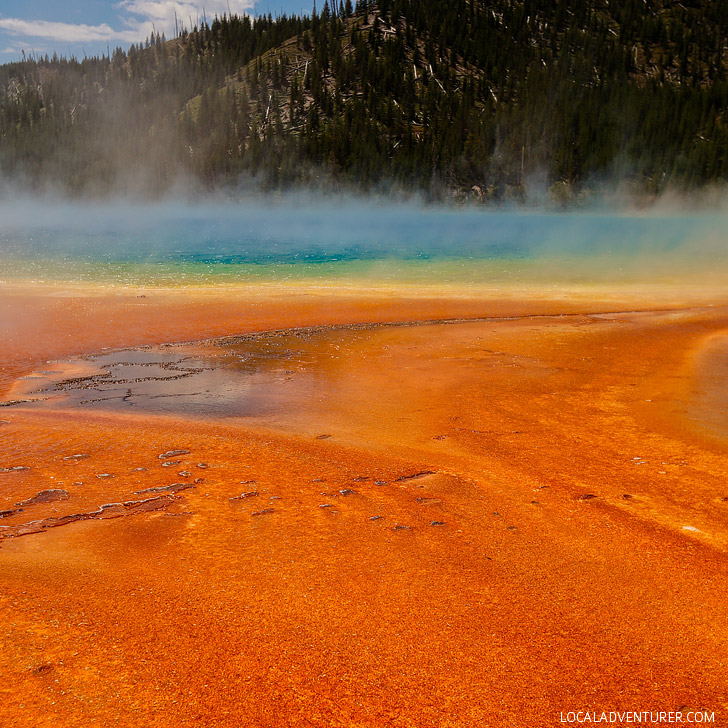 Yellowstone National Park ( + 25 Most Beautiful National Parks in America) // localadventurer.com