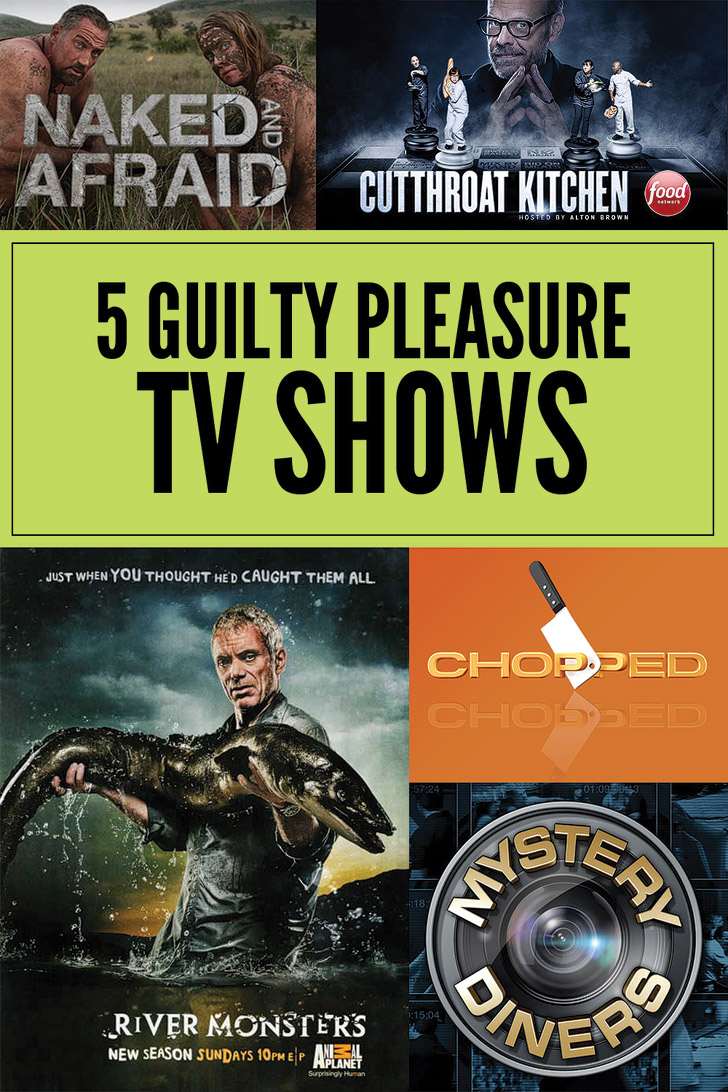 5 guilty pleasure tv shows to watch.