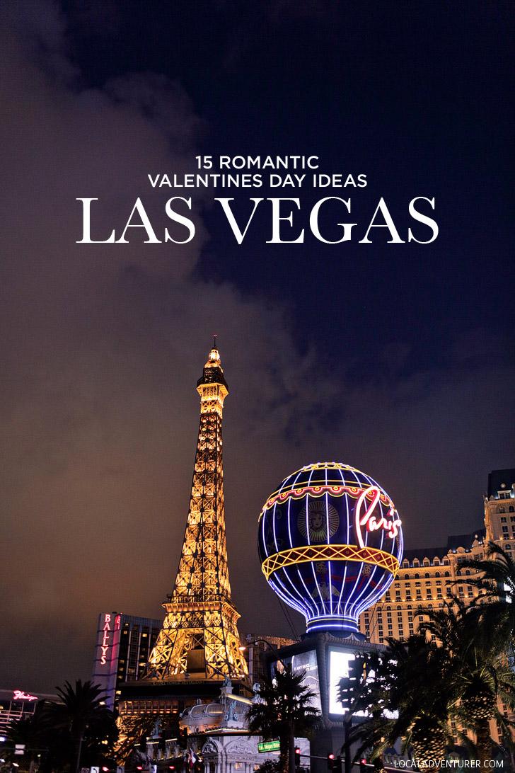 15 romantic ideas for valentines day las vegas edition - Valentines Day Las Vegas
