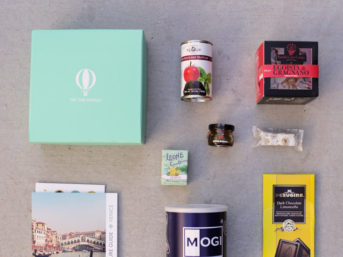 Try the World - A Food & Travel Subscription Box.