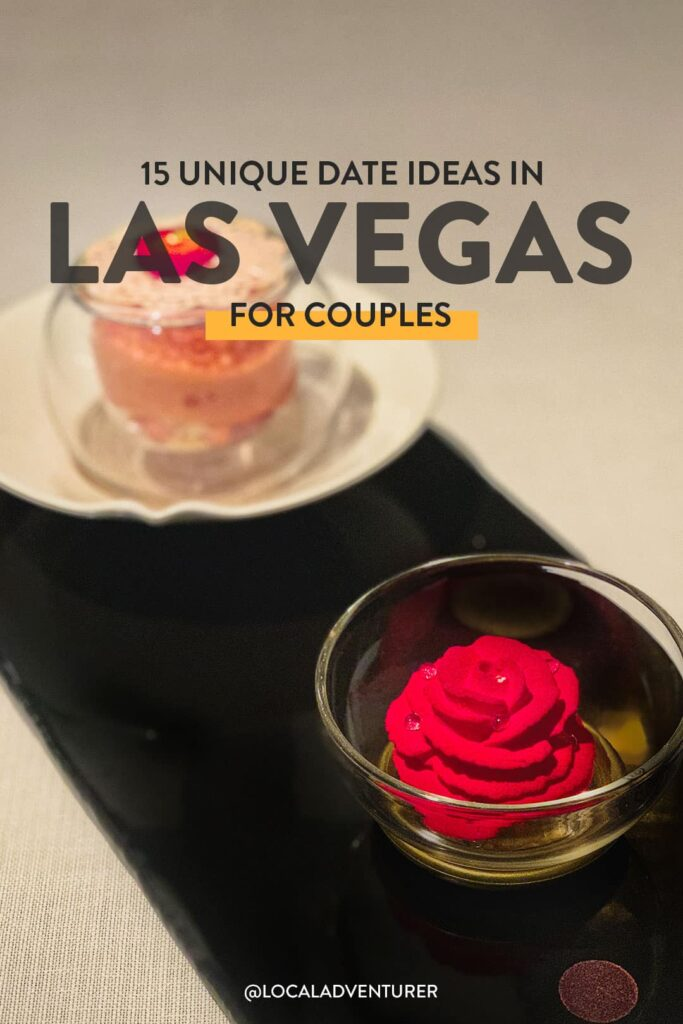 15 Unique Things to Do in Las Vegas for Couples - Date Night Ideas for Every Budget
