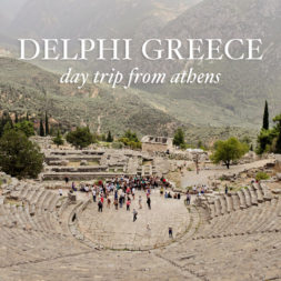 Delphi Greece – A Day Trip from Athens