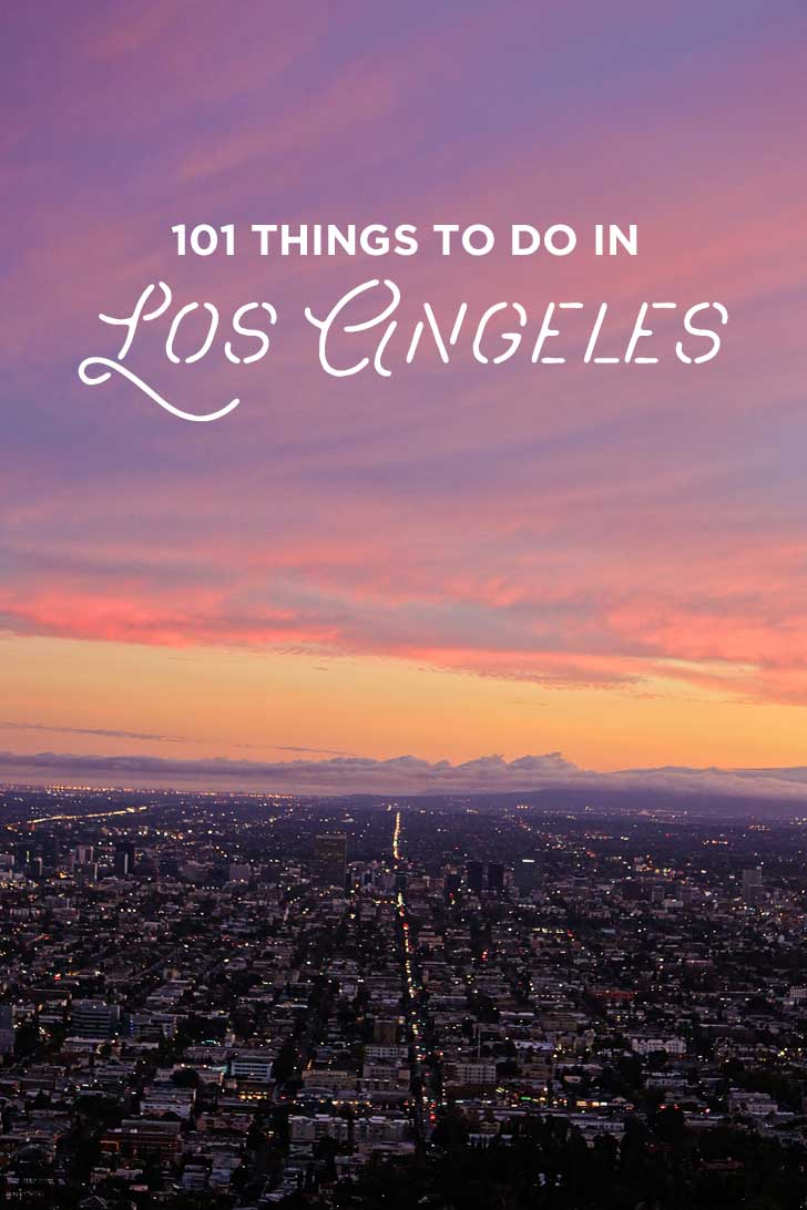 Things to do in los angeles find top attractions html for Things to do and see in los angeles