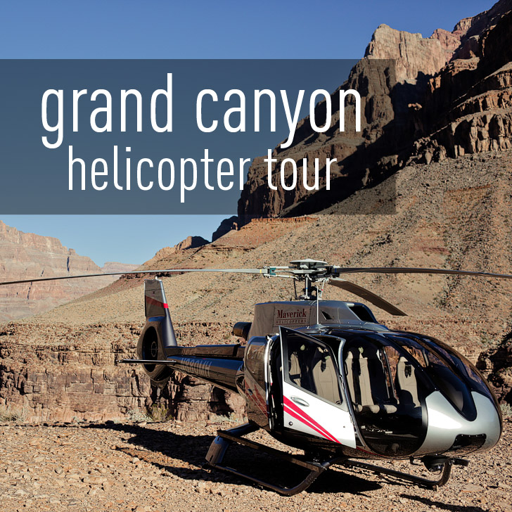 Las Vegas to Grand Canyon Helicopter Tour