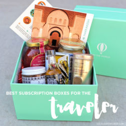 Best Subscription Boxes for Travelers