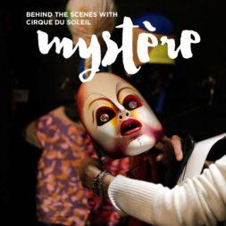 Backstage with Mystere Cirque Du Soleil Las Vegas