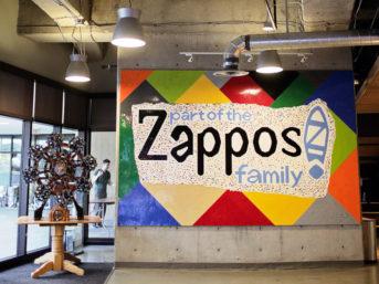 Zappos Las Vegas Tour.