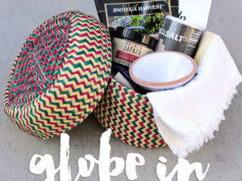 Globein Box - The Globe in a Monthly Subscription Box.