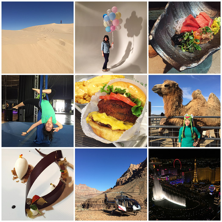 February Highlights of us Slacking off & March Goal Setting.