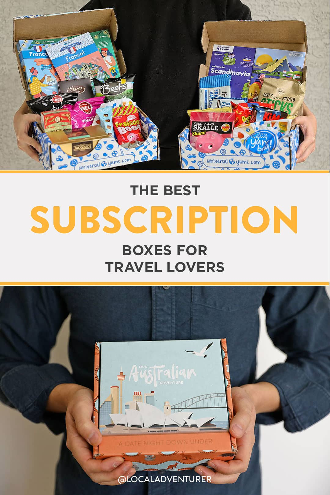 The Best Travel Subscription Boxes to Check Out This Year