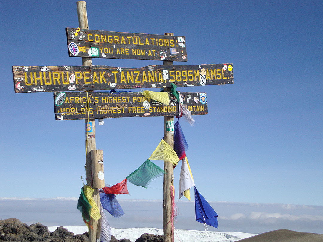 Climbing Kilimanjaro + 25 Best Places to Hike in the World