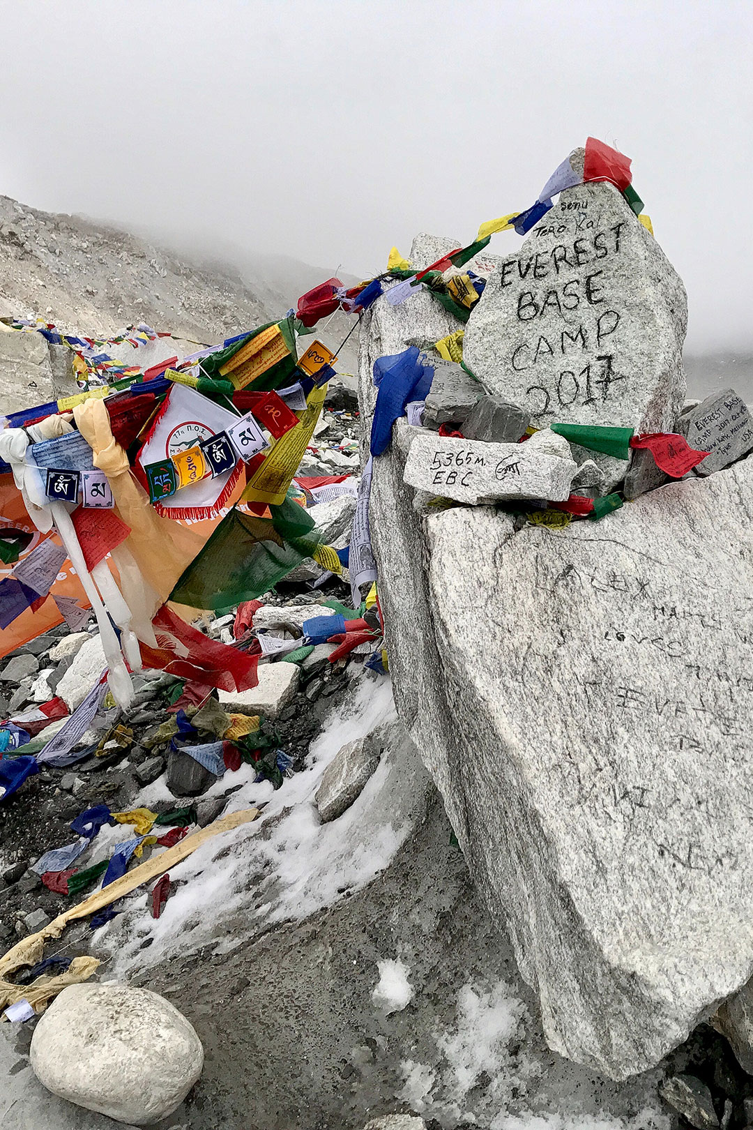 Everest Base Camp Trekking + 25 Best Places to Hike in the World