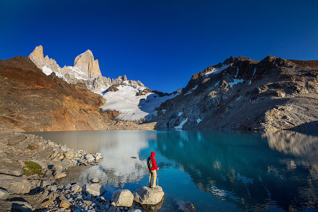 Patagonia Fitz Roy Trek + The Best Hikes in the World