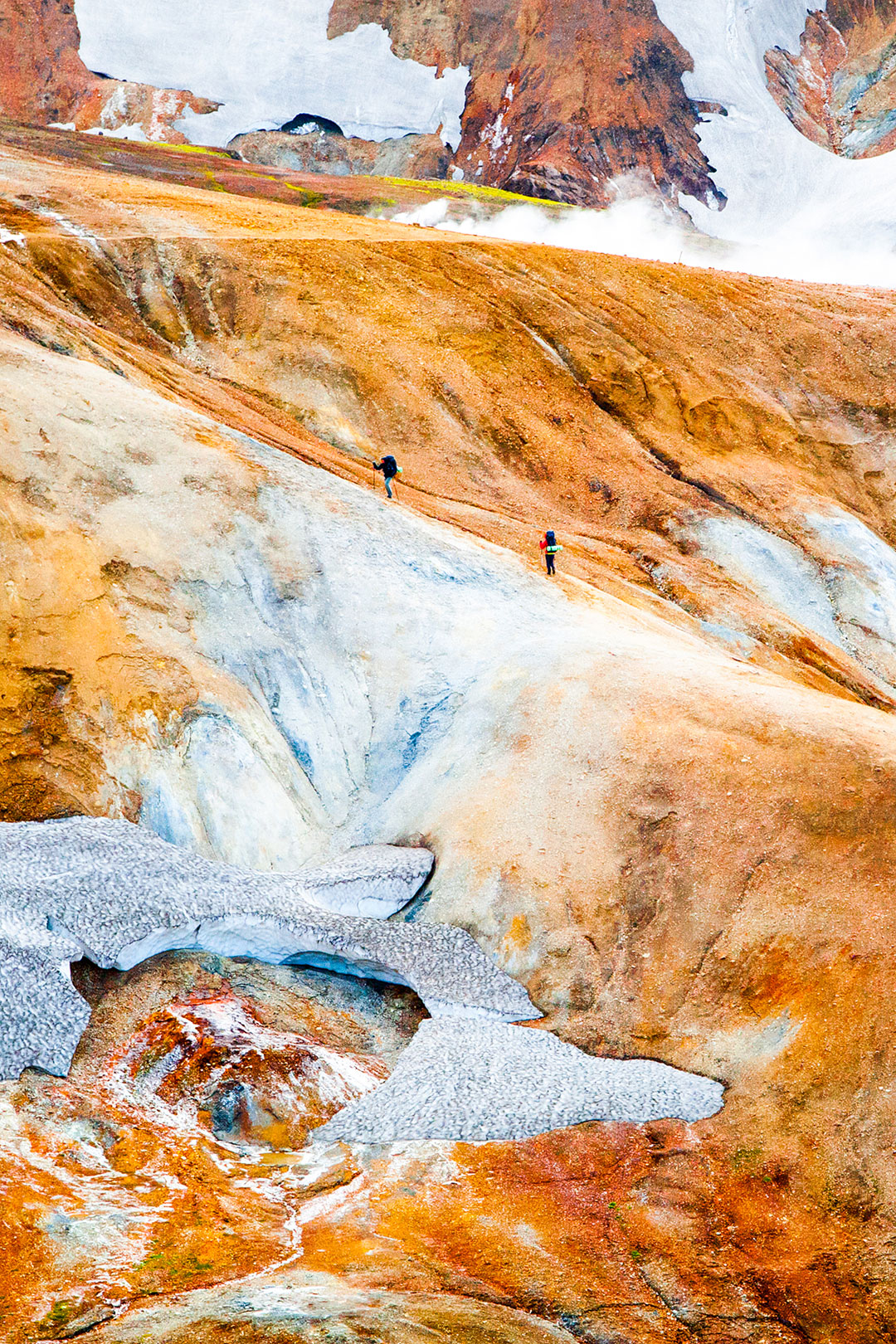 Laugavegur Hike Iceland + 25 Best Treks in the World