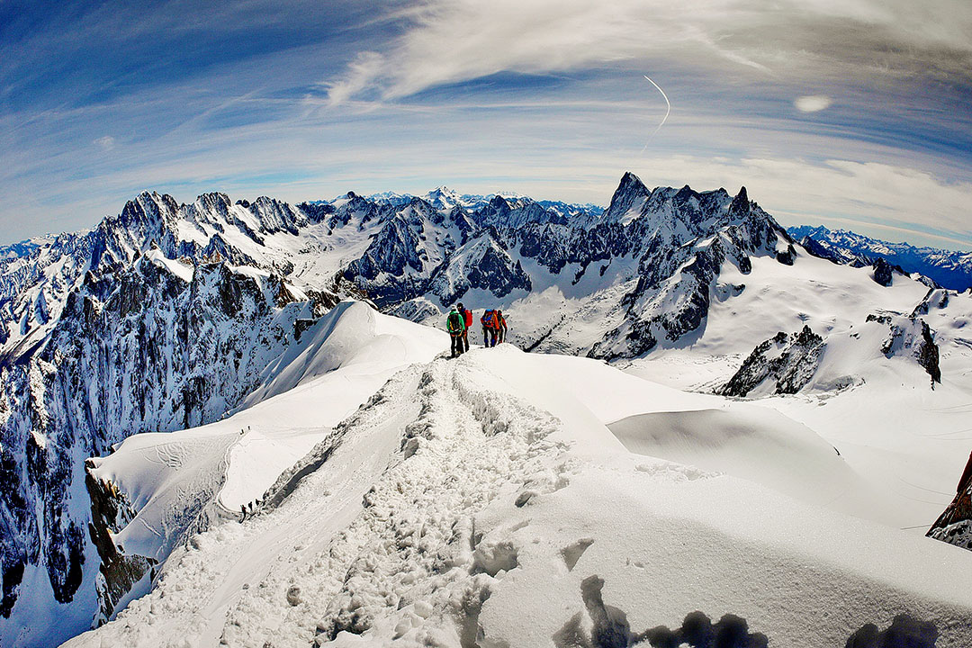Tour du Mont Blanc Trek + 25 Best Backpacking Trips in the World