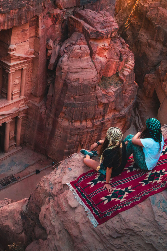 Petra Hike + 25 of the Best Hikes in the World to Add to Your Bucket List