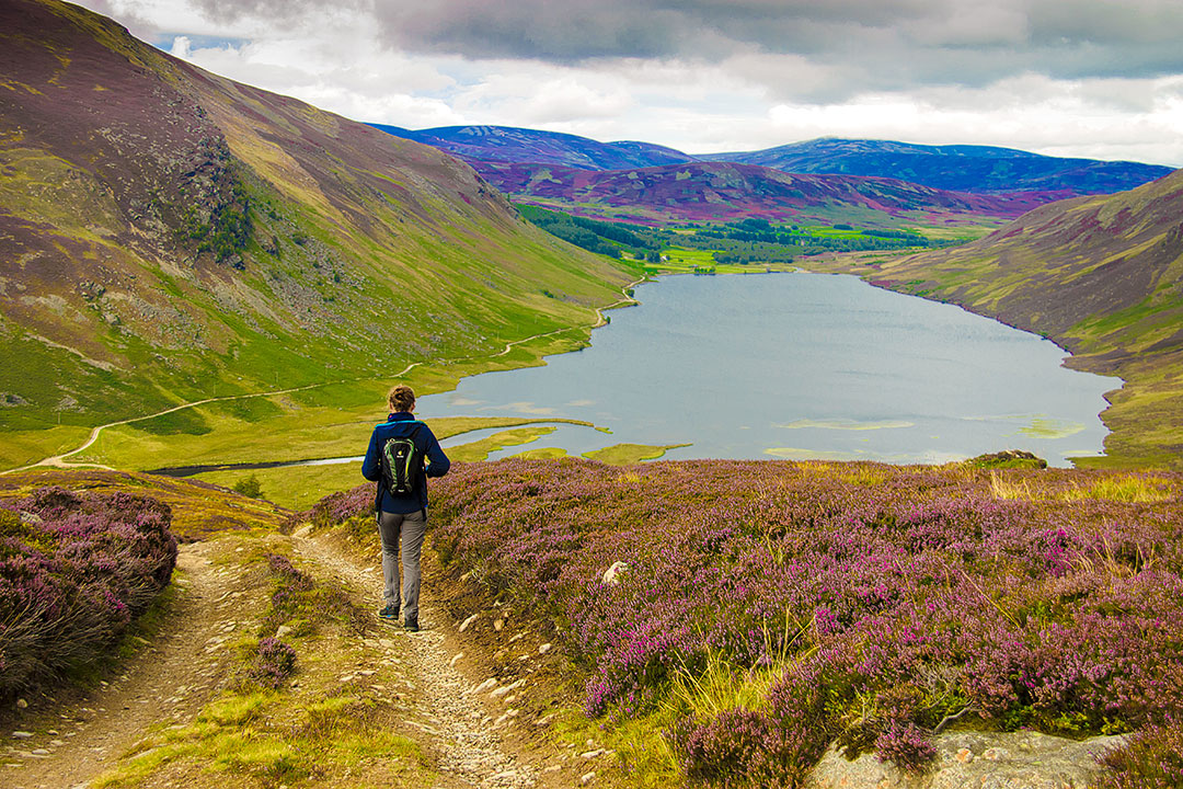 Scottish National Trail + The Best Hikes in the World