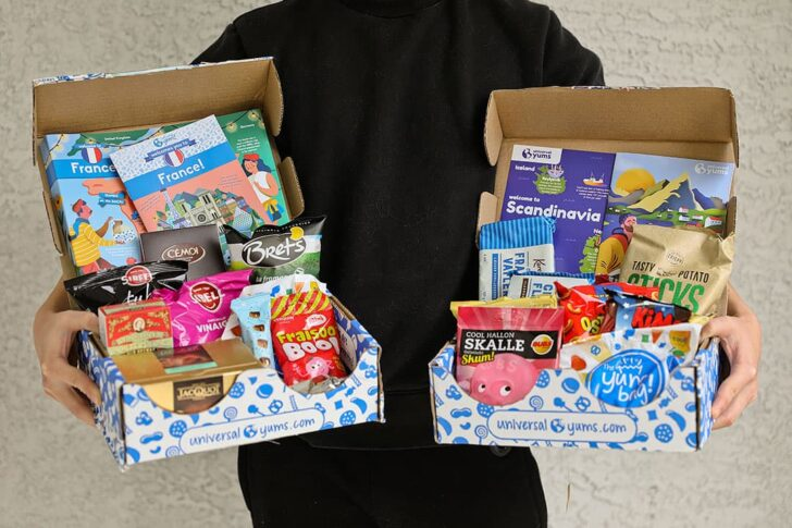 Universal Yums Review + The Best Travel Subscription Boxes