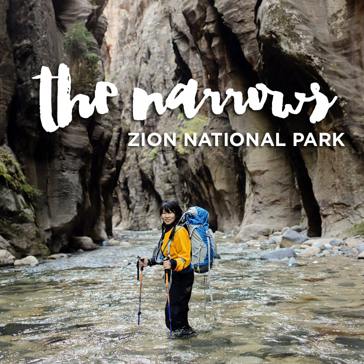 How to Hike the Zion Narrows (Day Hike)