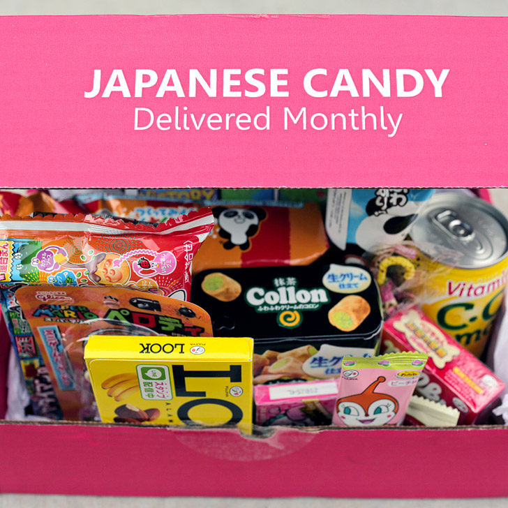 Trying Weird Japanese Candy with Japan Crate - A Japanese Snack Subscription Box.