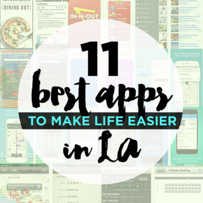 11 Best Apps to Make Life Easier Living in LA.