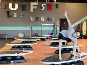 Sampling Las Vegas Fitness Classes with ClassPass.