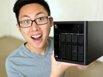 WD My Cloud Review.