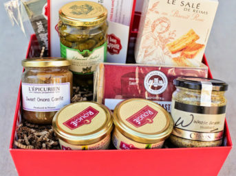 Bon Appetit Paris Apertif - A French Subscription Box