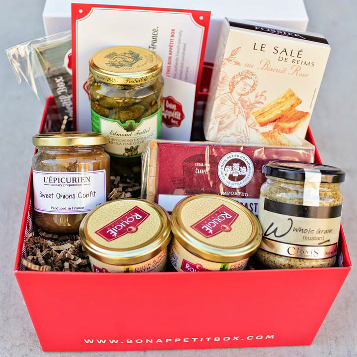 Bon Appetit Paris Apertif – A French Subscription Box