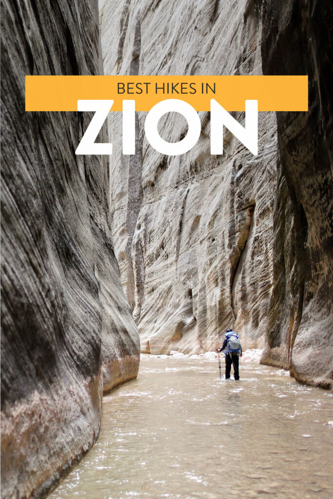 15 Best Zion National Park Hikes