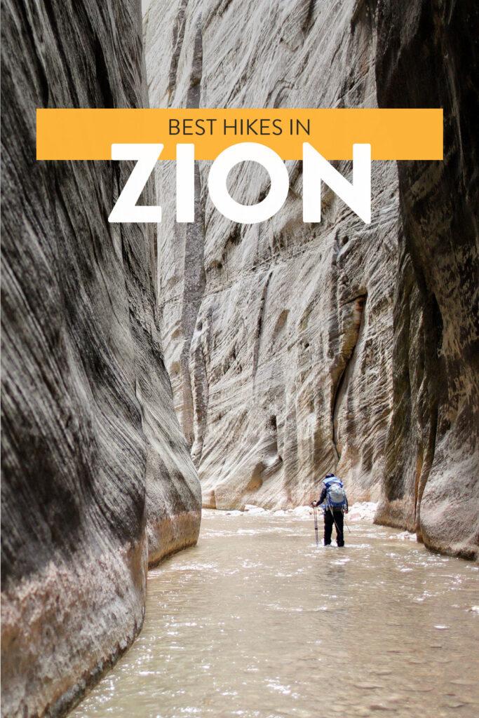 15 Best Zion National Park Hikes