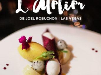 L'Atelier de Joel Robuchon Las Vegas.