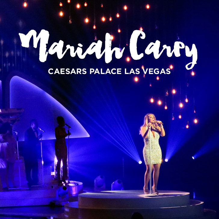 The Truth About the Mariah Carey Las Vegas Caesars Palace Debut!