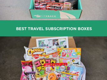 Top Subscription Boxes for Travel Lovers Roundup.