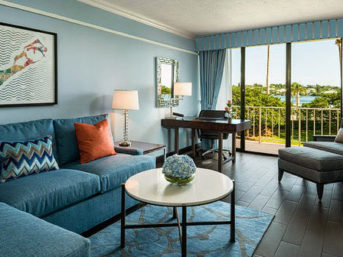 The Fairmont Hamilton Princess Bermuda.