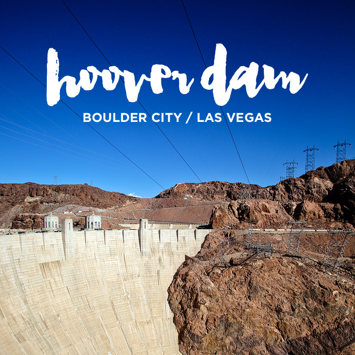 Touring the Iconic Hoover Dam Las Vegas