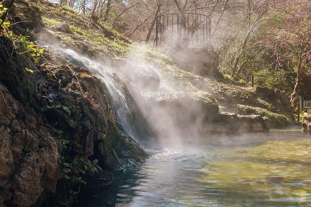 Hot Springs National Park Arkansas + 25 Best Hot Springs in the US to Soak In