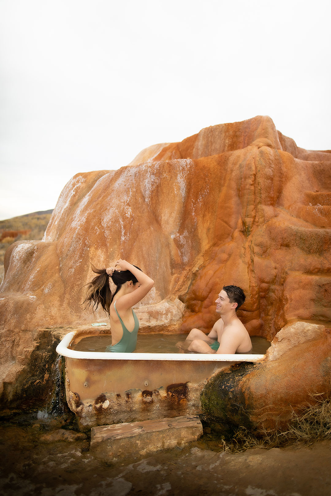 Mystic Hot Springs + 25 Amazing Hot Springs in the US