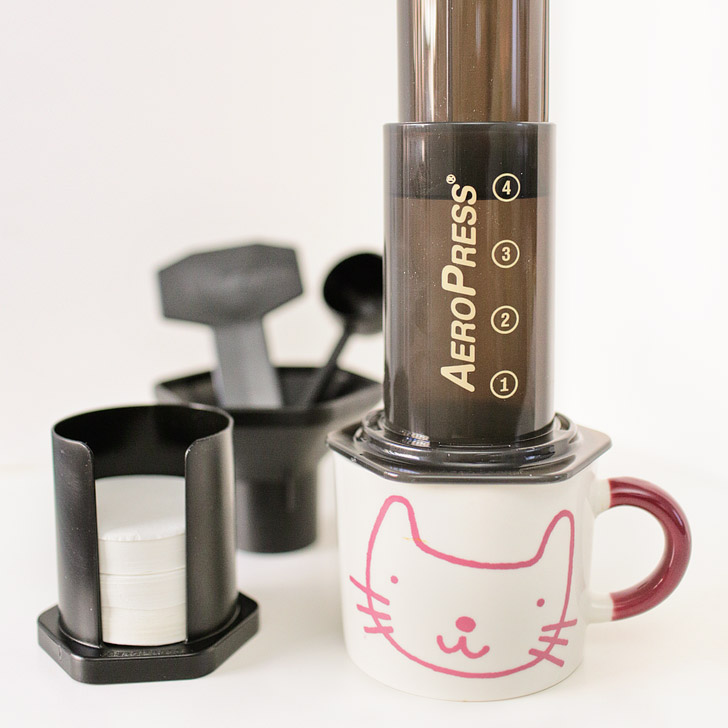 Aeropress Review – Your Best Cup of Coffee At Home
