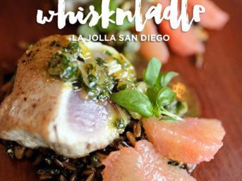 Whisknladle La Jolla San Diego.
