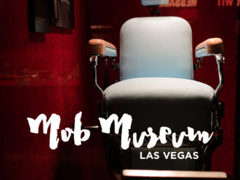 Mob Secrets Revealed at The Mob Museum Las Vegas.