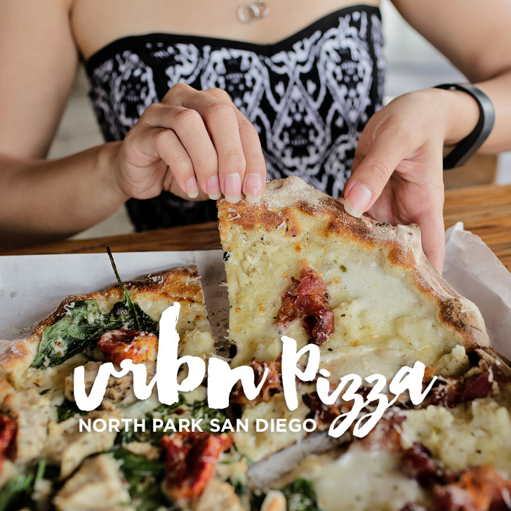Love That Mashed Potato Pizza at URBN Pizza North Park