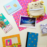 Lovely Letters June & July Pen Pal Letters