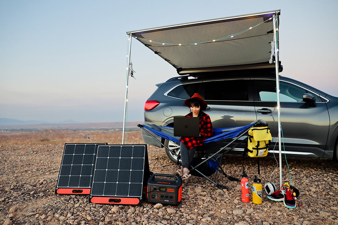 21 Camping List Essentials - List of Camping Essentials - String Lights // Local Adventurer