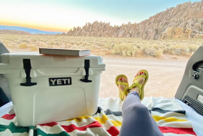 Yeti Bear Cooler + 21 Car Camping Essentials - Everything You Need to Pack