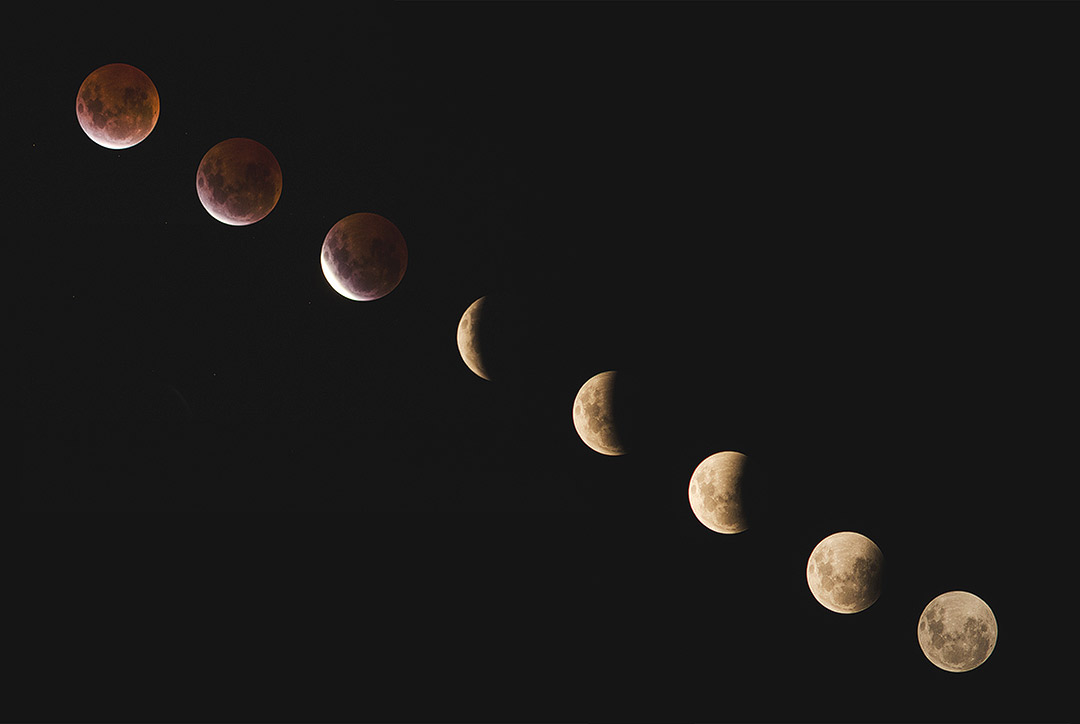 Total Lunar Eclipse Dates // Local Adventurer #lunareclipse #astronomy #astrophotography