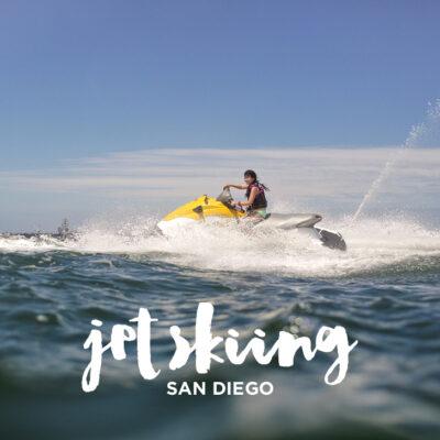 Jet Ski San Diego.