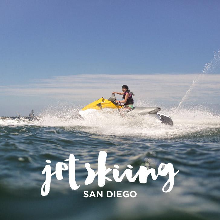 Jet Ski San Diego - Choses amusantes à faire à San Diego
